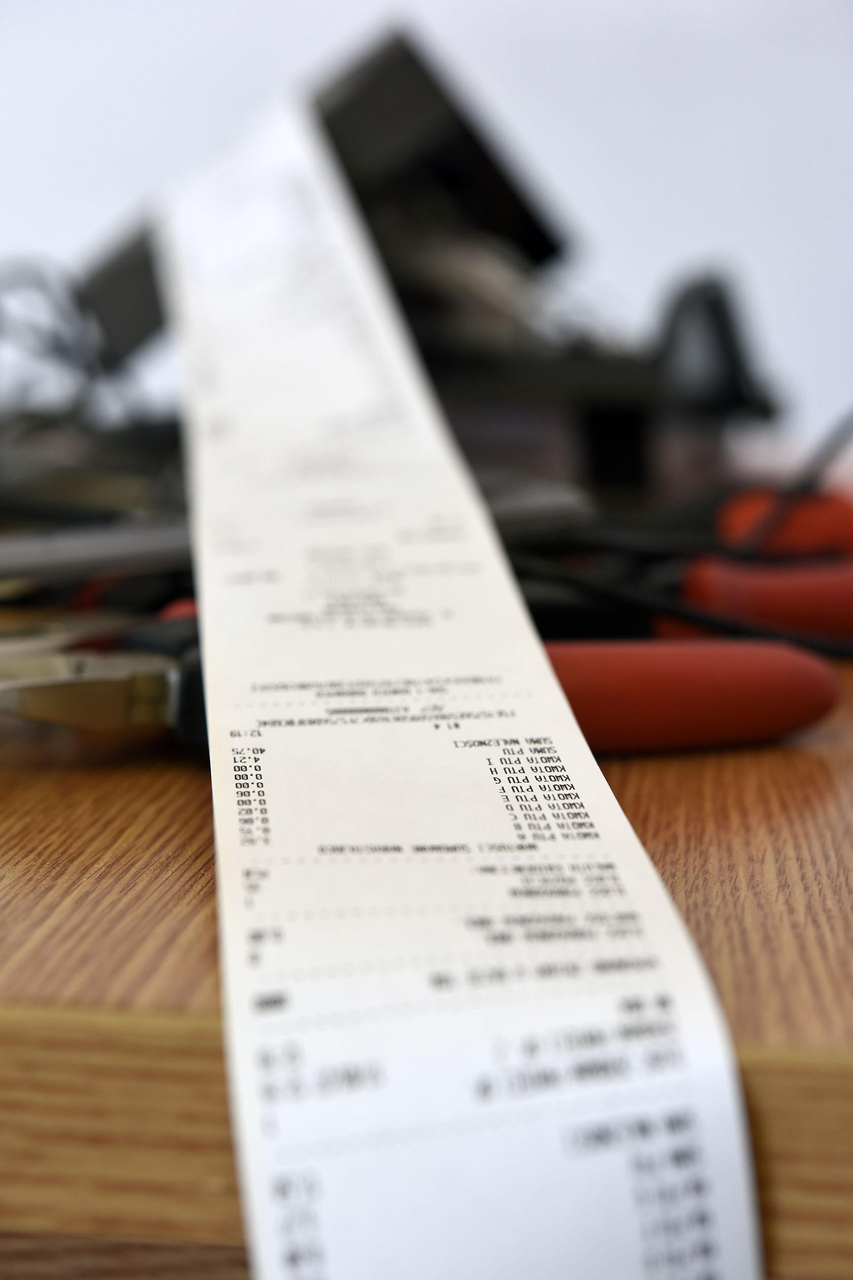 Kasy rejestrujące testowane w Głównym Urzędzie Miar