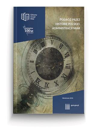 Podróż przez historię polskiej administracji miar - dla dzieci - okładka